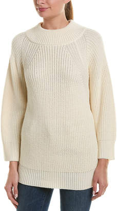 Central Park West Michigan Avenue Wool-Blend Sweater
