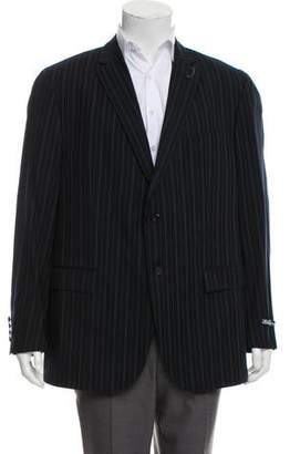Polo Ralph Lauren Wool Striped Blazer w/ Tags