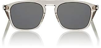 Saint Laurent Women's SL 158 Sunglasses - Transparent Powder