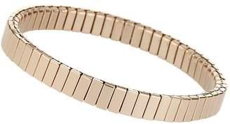 Topshop Gold Ridge Stretch Bracelet