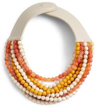 Fairchild Baldwin Phoebe Beaded Collar Necklace