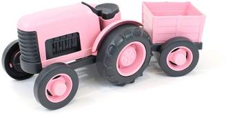 Green Toys Pink Tractor