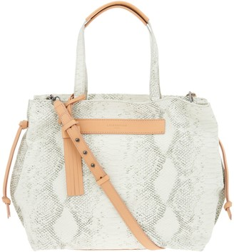 Liebeskind Berlin Python Leather Tote Bag - Ella