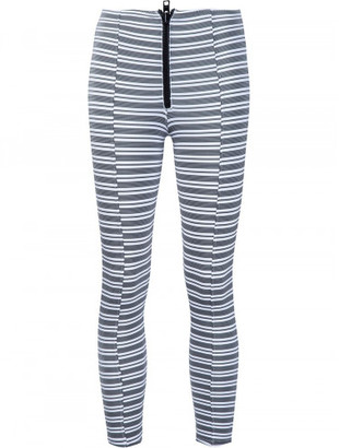 Lisa Marie Fernandez 'Hannah' striped leggings $390 thestylecure.com