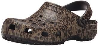 Crocs Unisex Classic Printed Clog Mule