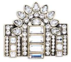 Heidi Daus Crystal Deco Pin