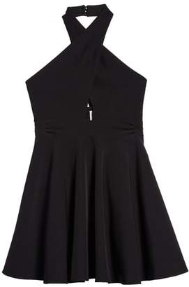 Milly Minis Sydney Halter Dress