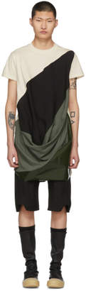 Rick Owens Multicolor Superhuman T-Shirt