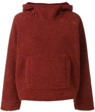 Vince teddy sweatshirt