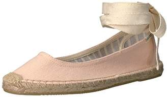 Soludos Women's Ballet Tie Flat