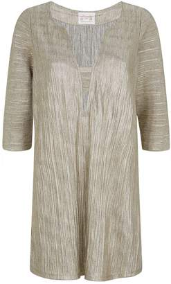 Maryan Mehlhorn Metallic Tunic