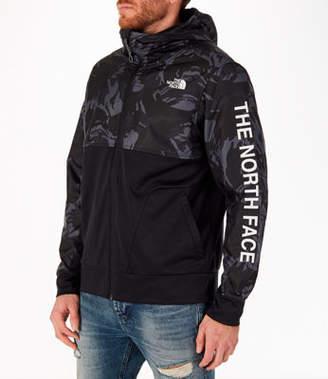 The North Face Inc Men's Train N Logo Full-Zip Hoodie