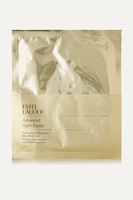 Estee Lauder Advanced Night Repair Concentrated Recovery Powerfoil Mask X 4 - Colorless
