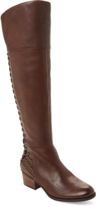 Vince Camuto Wood Smoke Bolina Knee-High Boots
