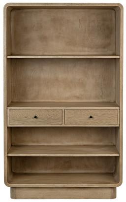 Noir Cortes Bookcase