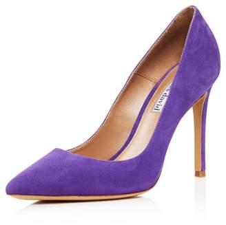 Charles David Women's Caleesi Suede Pointed Toe High-Heel Pumps