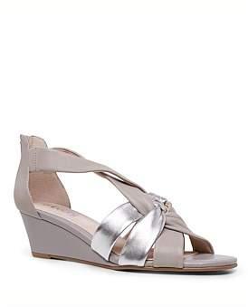 dda396ac0fa6 Silver Back Zip Sandals For Women - ShopStyle Australia