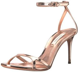 Casadei Women's Space Age Sandal Dress