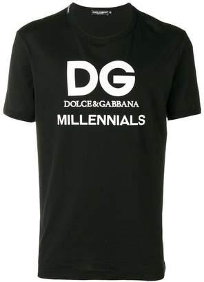 Dolce & Gabbana Logo printed T-shirt