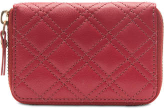 Collection XIIX Quilted Leather Mini Zip-Around Wallet