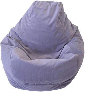 Hudson Ind. Corduroy Tear Drop Beanbag Chairs