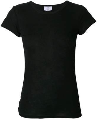 THE WHITE BRIEFS plain T-shirt