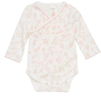 Boden Mini Pretty Wrap Bodysuit