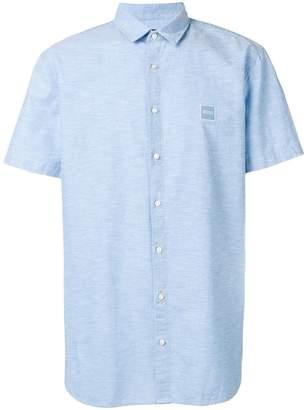 fafb3926 Hugo Boss Short Sleeve Shirt - ShopStyle UK