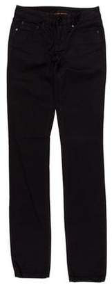 Tory Burch Super Skinny Low-Rise Jeans
