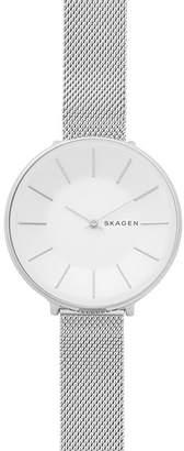 Skagen Karolina Stainless Steel Watch, 38mm