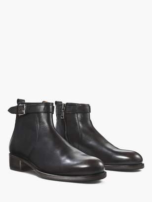 John Varvatos Lafayette Buckle Boot