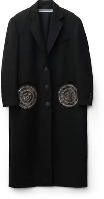 Alexander Wang Alexanderwang SAFETY PIN COAT