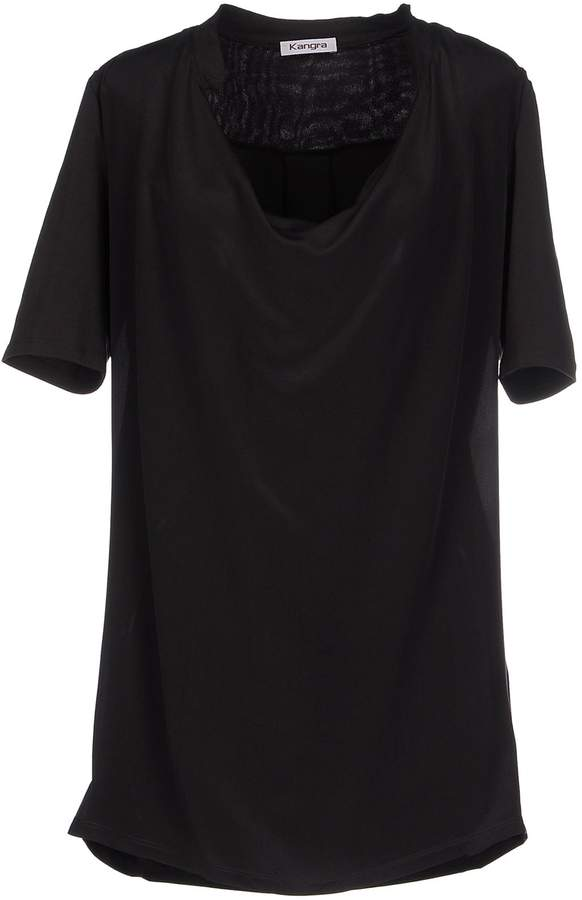 Kangra Cashmere T-shirts - Item 37758568