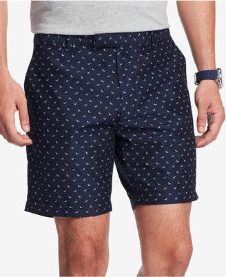 Tommy Hilfiger Men Bird-Print Shorts
