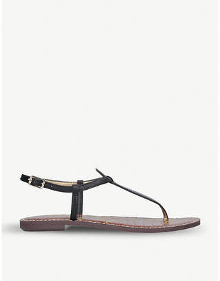 Sam Edelman Gigi open-toe leather sandals