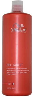 Wella Well Unisex 33.8Oz Brilliance Conditioner