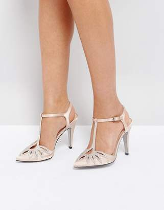 True Decadence T-Bar Heeled Shoes