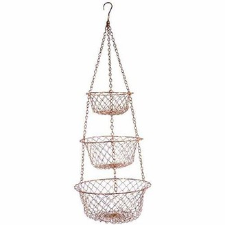 Fox Run 5211 Copper Hanging Baskets