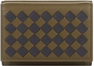 Bottega Veneta Intrecciato Card Holder