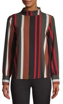 Marella Granada Striped Blouse