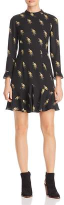 Whistles Woodpecker Flounced Mini Dress - 100% Exclusive