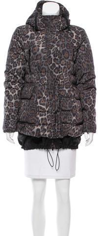 MonclerMoncler Lyn Puffer Coat