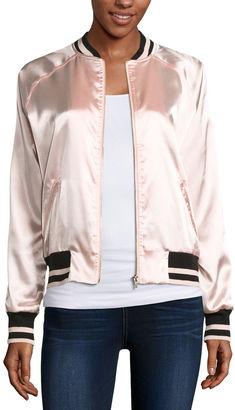 ARIZONA Arizona Bomber Jacket-Juniors $60 thestylecure.com