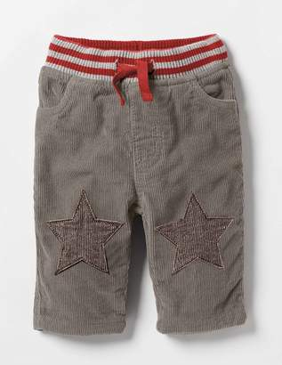 Boden Star Patch Trousers