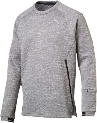 Energy Actum Crew Neck Men's Running Pullover