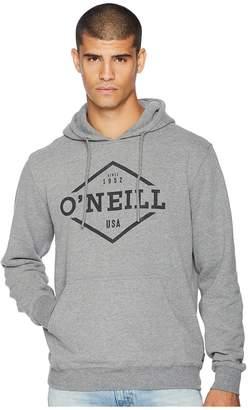 O'Neill Double Trouble Pullover Fleece Top Men's Clothing