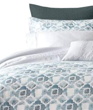 Celine Style at Home Cotton Duvet Cover and Sham Set