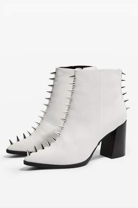 Topshop HEX Studded Boots