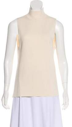 360 Cashmere Sleeveless Mock Neck Top w/ Tags