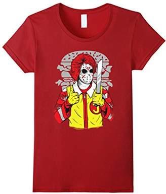 Crazy Clown Killer Halloween Shirt Design!